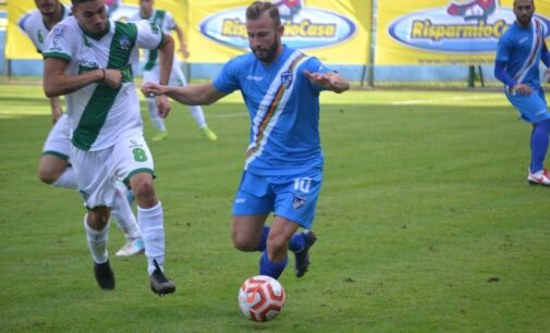 """Cynthialbalonga (calcio, serie D), Oggiano: """"Il k.o. a Rieti? Non dobbiamo abbassare la tensione"""""""