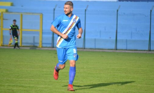 "Cynthialbalonga (calcio, serie D), Van Ransbeeck: ""Volevamo il riscatto, ora testa al Pineto"""