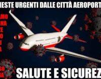 """Ciampino –  i Comitati aeroportuali italiani della rete """"No Fly Italia"""" chiedono misure urgenti per garantire salute e sicurezza"""
