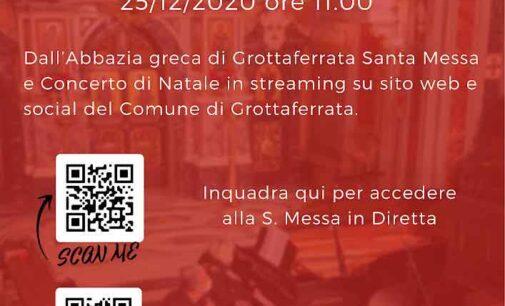 NOTE DI SPERANZA, IL NATALE DI GROTTAFERRATA TRA PREGHIERA E GRANDE MUSICA