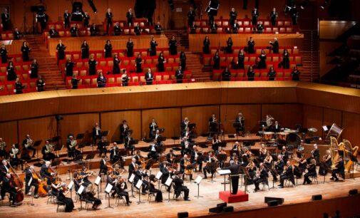 Accademia Nazionale di Santa Cecilia 20/21- J.S. Bach  Oratorio di Natale
