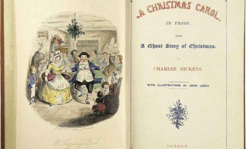 """""""Il Canto di Natale"""" di Charles Dickens"""