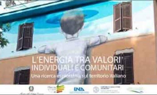 Efficienza energetica: studio Università Statale di Milano-ENEA su comportamenti individuali e comunitari