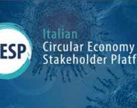 Economia circolare: da ICESP piano di 9 priorità strategiche per la ripresa post-Covid