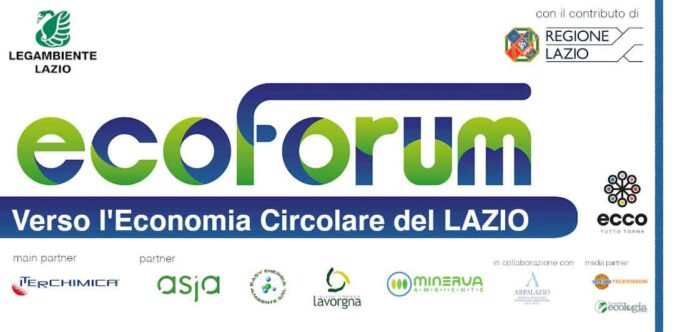 Ecoforum 2020 di Legambiente Lazio