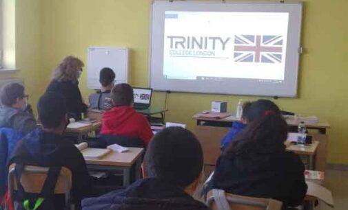 Eccellenti risultati degli alunni della scuola Clemente Cardinali agli esami Trinity
