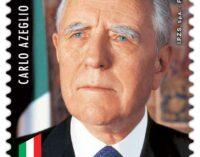 Emissione francobollo Carlo Azeglio Ciampi