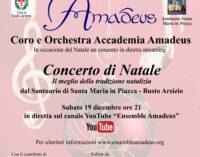 AMADEUS Concerto di Natale