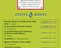 Attiva – Mente   Iniziative culturali Gaalna Castelli Romani