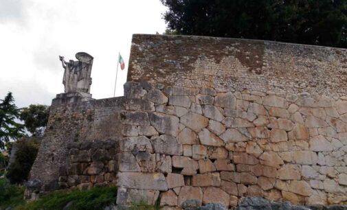 Riconoscimento delle millenarie mura poligonali, Cori