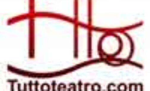 """PREMI TUTTOTEATRO.COM 2020  ALLE ARTI SCENICHE """"DANTE CAPPELLETTI"""""""