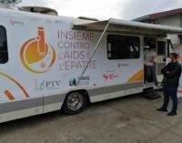"""SIMG – Il """"Lab Mobile"""" nelle periferie a Roma"""