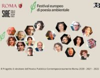 FESTIVAL EUROPEO DI POESIA AMBIENTALE*