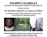 """""""Il Monte Cabum e la Lega Latina. Il Monte Cavo, caso unico in Italia tra antenne ed archeologia"""""""