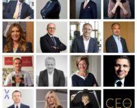 CEO Italian Awards 2020: premiati i 15 migliori amministratori delegati e imprenditori italiani