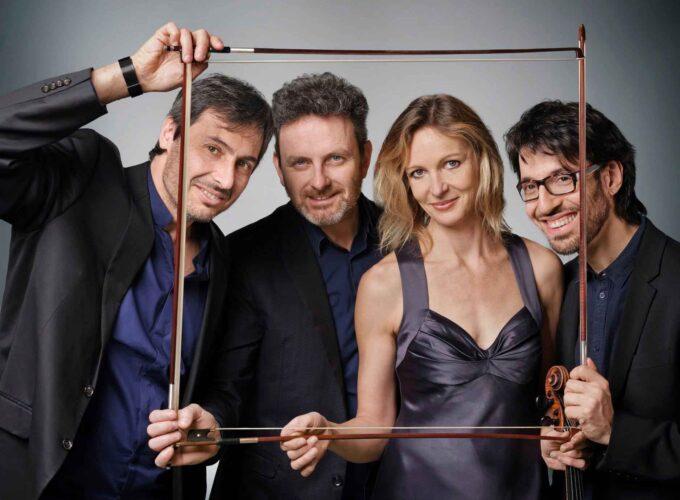 Accademia Filarmonica Romana – FARE MUSICA INSIEME  Le dinamiche del quartetto d'archi