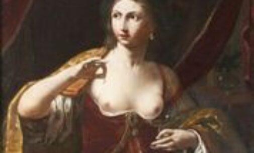 Le Signore dell'Arte. Storie di donne tra '500 e '600 | dal 5 febbraio al 6 giugno 2021 | Palazzo Reale, Milano