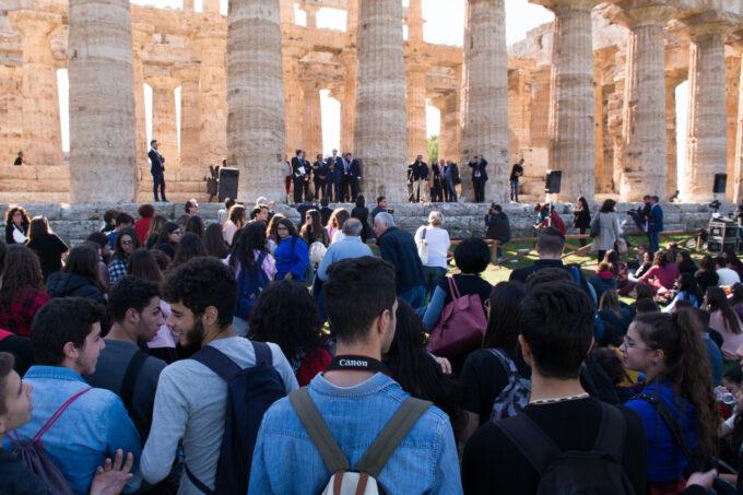 """Progetto di ricerca """"Turismo Archeologico e Giovani – insight e policy per un New Normal"""""""