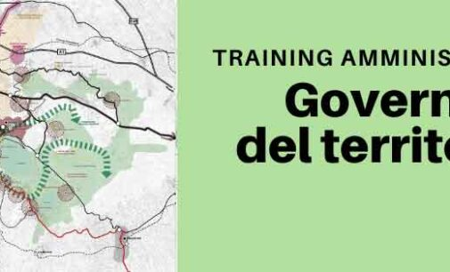 Training amministrativo online GOVERNO DEL TERRITORIO dedicato ai giovani residenti a Marino
