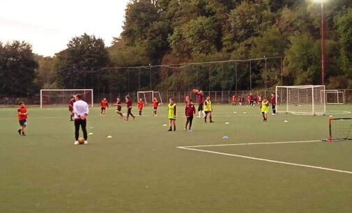 La Scuola Calcio dell'Asd Atletico Zagarolo 2020 torna in campo nel rispetto delle norme anti-Covid