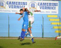"""Cynthialbalonga (calcio, serie D), Di Vico: """"Felice per il gol. Non possiamo perdere un colpo"""""""