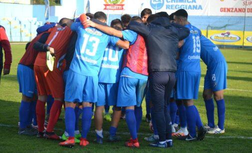 Cynthialbalonga (calcio, serie D), Panaioli: «Con l'Agnonese due punti persi, ora il Campobasso»