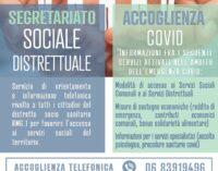 GROTTAFERRATA, ATTIVO IL SEGRETARIATO SOCIALE DISTRETTUALE