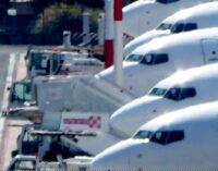 Atterraggio di emergenza a Ciampino di un volo Wizz Air.