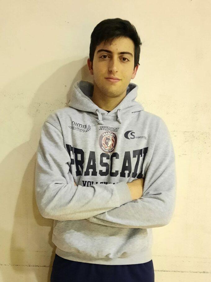 """Volley Club Frascati (serie D maschile), Armao: """"L'avvio della C? Magari è un segnale"""""""