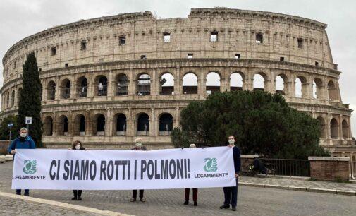 Report Mal'Aria di Legambiente