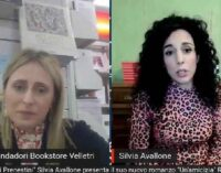 """Silvia Avallone a """"In ascolto nei Prenestini"""": """"La letteratura è un valore"""""""