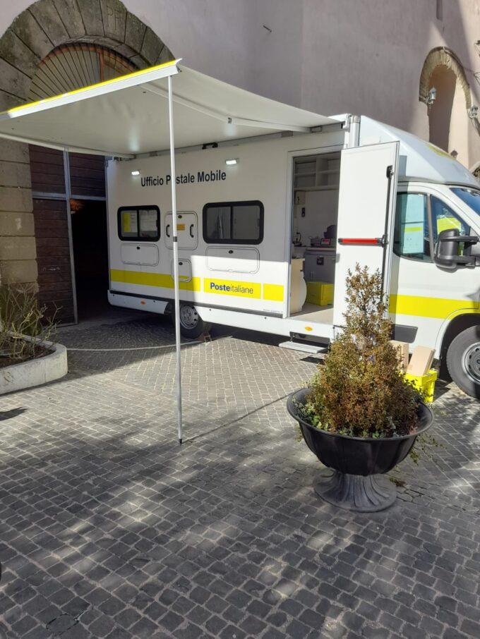 POSTE ITALIANE: CASAPE DA OGGI GIOVEDI' 28 GENNAIO OPERATIVO L'UFFICIO POSTALE MOBILE