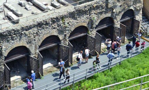 Gli scavi di Ercolano raddoppiano in grandezza e arrivano fino alla Villa dei Papiri