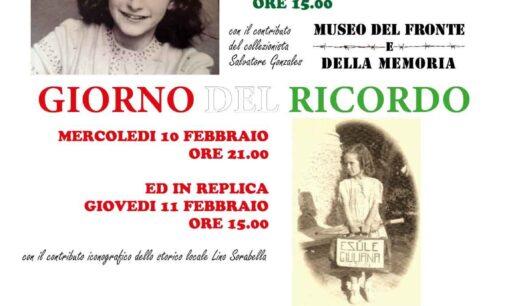 Giorno della Memoria: le iniziative delle sezioni di Italia Nostra Litorale Romano e Gaeta