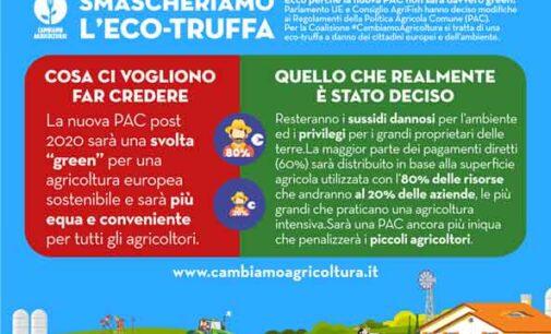CAMBIAMO AGRICOLTURA: LE 50 AZIENDE CHE IN ITALIA RICEVONO PIÙ FONDI DALLA PAC