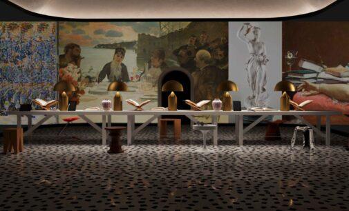 MUSEOCITY cura la Lounge delle Arti Visive di Elle Decor Grand Hotel Experience