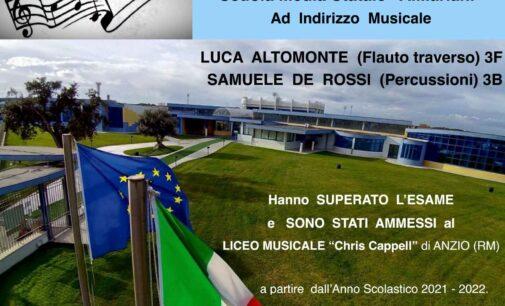 Grande soddisfazione all' I. C. Velletri Nord
