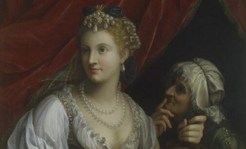 Le Signore Dell'Arte. Storie di donne tra '500 e '600 | dal 2 marzo al 25 luglio 2021 | Palazzo Reale, Milano