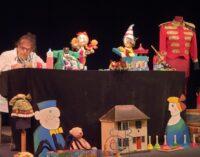 Teatro BAMBINI : BAmbulatorio – sabato 20 febbraio – Voglio Tornare Piccolo