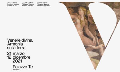 Mantova, Palazzo Te – VENERE DIVINA Armonia sulla terra