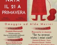 Albano – Novant'anni fa nasceva Alda Merini