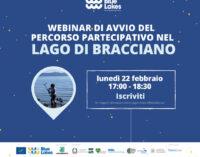 BLUE LAKES: il webinar d'avvio per la costruzione partecipata della Carta del Lago di Bracciano sulle microplastiche