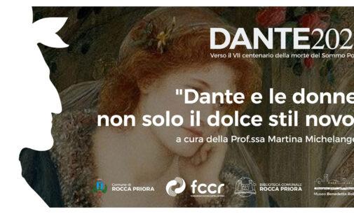 Rocca Priora – Il dolce stil novo e le donne
