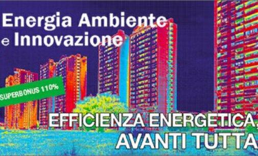 Energia: Superbonus 110%, online inserto speciale e guida pratica con il magazine ENEA