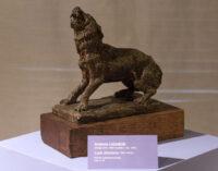 La mostra Renato Brozzi e la scultura animalista italiana tra Otto e Novecento