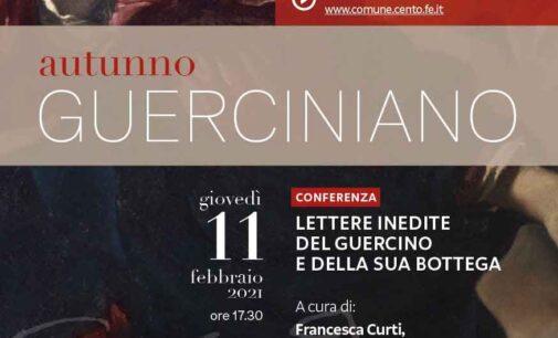 """AUTUNNO GUERCINIANO 2020/2021- """"Lettere inedite del Guercino e della sua bottega"""""""