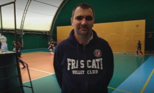 "Città di Frascati, Monteneri: ""Condivisione totale di obiettivi tecnici col Volley Club Frascati"""