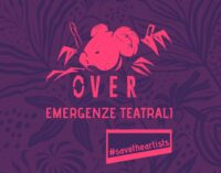 OVER/Emergenze Teatrali