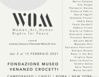 Museo Crocetti – WOMAHR Women_Art_Human Rights for Peace