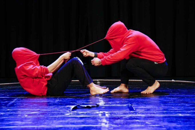TRAC: Circo contemporaneo e Teatrodanza in residenza in Puglia